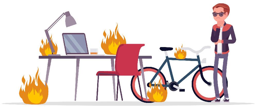 Seguro contra Incendio de Bicicleta (Bici Eléctrica)